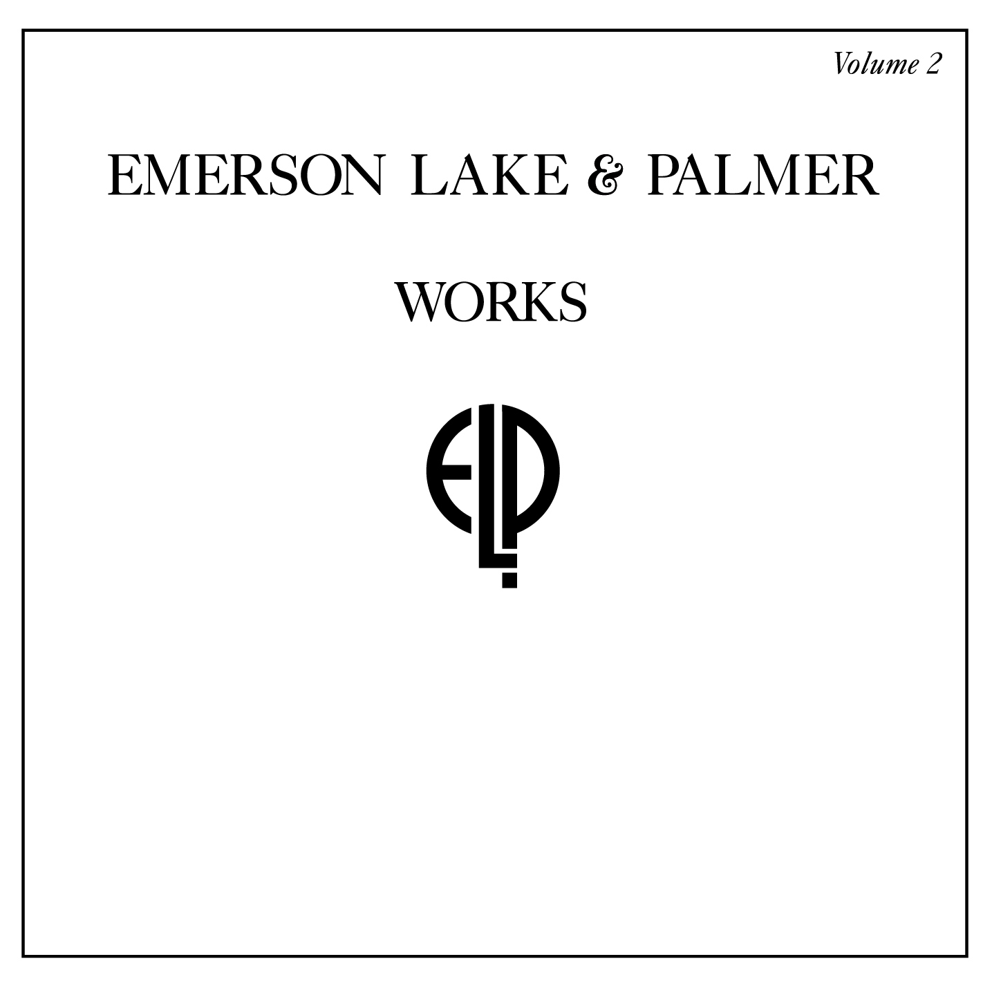 Emerson, Lake & Palmer - Live In New Haven